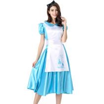 Alice Cosplay Costume 3028