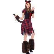 M-L Cute Fox Animal Costume 19025
