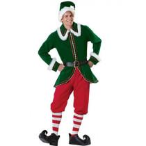 M-XXXL Mens Santa Costumes TMRP20025