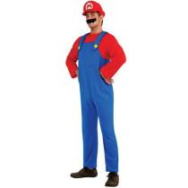 Super Mario Costume 16003
