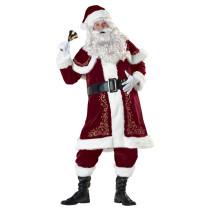 M-XXXL Mens Santa Costumes TBLS20016