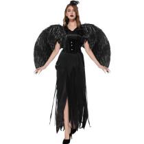 S-XL Dark Angel Costume 19068