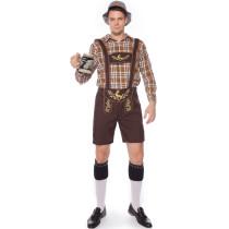 German Men Beer Costume 19021