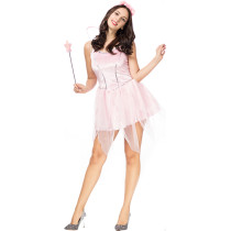 Pink Butterfly Cospaly Costume 2899
