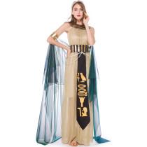 Greek Goddess Egyptian Costume 19026