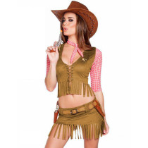 Cool Cowgirl Costume 4205
