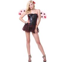 Adult Ladybug Costume 21848