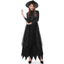 M-XL Halloween Witch Costume 19033