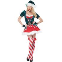 Santa Baby Christmas Holiday Dress 052