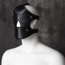 Leather Tools Of BDSM Eye Mask Bondage Sex Toys 312402025