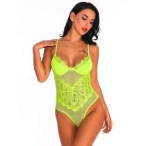Sexy Women Lace Bodysuit 3820