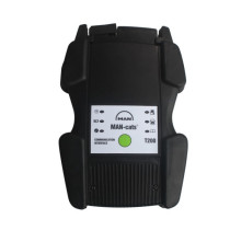 New Arrival MAN-CAT T200 Diagostic tool for MAN Trucks Multi-language Supports Offline Programming