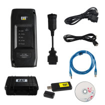 Latest 2015A CAT ET 3 III WIFI Communication CAT Adapter 3 P/N 317-7485 CAT3 Professional Heavy Duty Truck Diagnostic Tool
