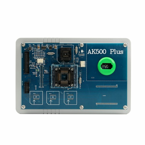 AK500 Plus Key Programmer is new released for BENZ. 1. Powerful Motorola MCU Programming Function. 2. Support Benz ECU's flash(29F400 and 29F800) generate key data. Need use STAR 2000 to do ECU coding.  New Released AK500 Plus Key Programmer For Mercedes Benz (Without Database Hard Disk)  AK500 Plus Vs AK500+ Key Programmer: Same function at cheaper price. The AK500+ tend to be out of stock, AK500 plus is a replacement.   Top 6 Reasons to Get AK500 Plus  1. Match and support function  Keyless Go  of Benz In