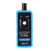 EL-50448 Auto Tire Pressure Monitor Sensor VXSCAN TPMS Reset Tool OEC-T5 for GM Series Vehicle