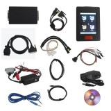 New Genius & Flash Point K-Touch K Touch OBDII/BOOT Protocols Hand-Held ECU Programmer Touch MAP