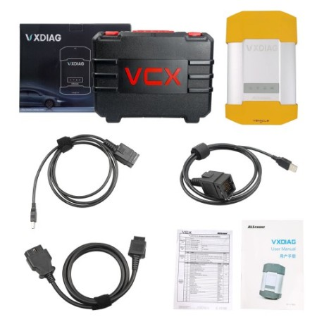 Promotion VXDIAG VCX DoIP Jaguar Land Rover Diagnostic Tool with PATHFINDER V182 & JLR SDD V153 Software Contained in HDD Ready to Use