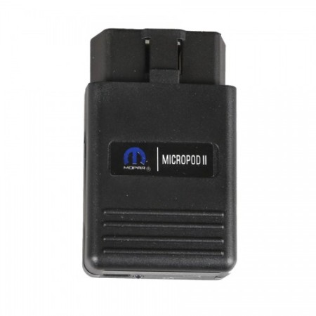 MicroPod 2 wiTech 17.04.27 for Chrysler Diagnostics and Programming - High Quality & Best Price