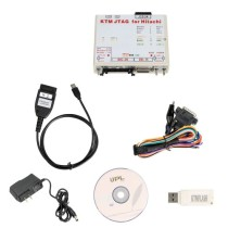 KTMflash ECU Programmer & Transmission Power Upgrade Tool Support V-A-G DQ200 DQ250 Infineon Bosch & 271 MSV80 MSV90 with Dialink J2534 Cable