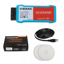 VXDIAG VCX NANO for FordMazda 2 in 1 with IDS V114 Wifi Version