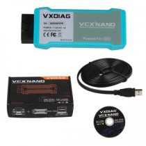 WIFI Version VXDIAG VCX NANO 5054 ODIS V5.1.5 Support UDS Protocol and Multi-language