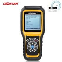 OBDSTAR X300M Special for Odometer Adjustment and OBDII Support Mercedes Benz & MQB VAG KM Function