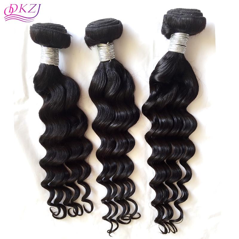 Us 64 9a 3pcs Peruvian Loose Wave Virgin Hair Bundles Loose Waves