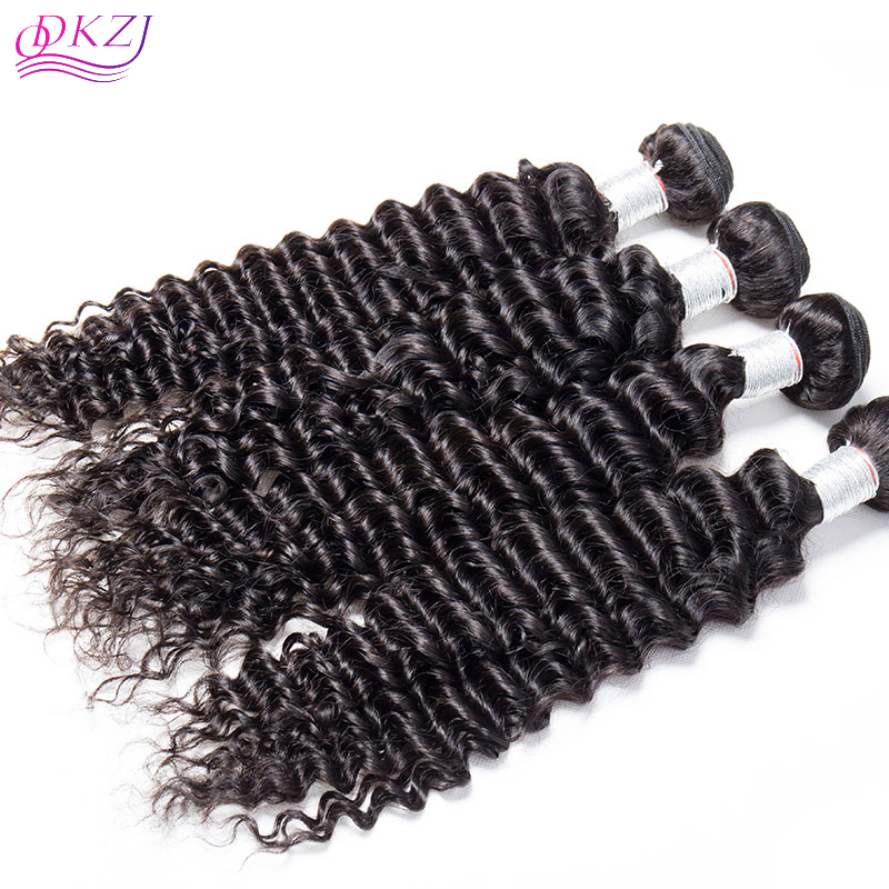 Us 98 9a Seven Hair Products Thick Malaysian Kinky Curly Virgin