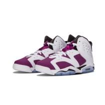 Authentic Air Jordan 6 Retro GS Vivid Pink