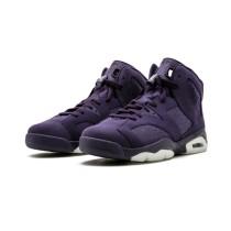 Authentic Air Jordan 6 Retro GS Purple Dynasty