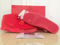 Nike Air Yzy 2 Red October
