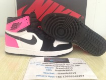 Authentic Air jordan 1 valentine's day