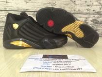 "Authentic Air Jordan 14 ""DMP"" with normal box"