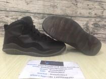 Authentic Air Jordan 10 Retro OVO Black