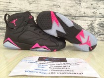 Authentic Air Jordan 7 GS Hyper Pink