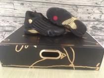 "Authentic Air Jordan 14 ""DMP"" with original box"
