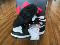 Authentic Air Jordan 1 Retro GS Oreo