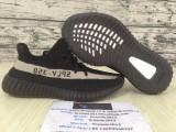 Authentic Adi Yzy 350 V2 Boost Core Black White