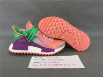 "Authentic Pharrell Williams x Adi NMD Hu Trail ""Holi"" Flash Green"
