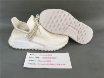 Authentic Adi Human Race Pharrall World NMD White
