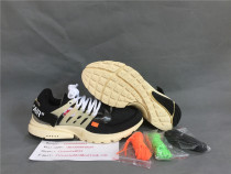 Authentic OFF WHITE x Nike Air Presto 1