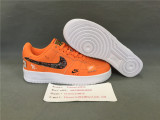 Nike Air Force 1 Low Orange