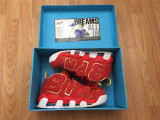 Nike Air More Uptempo '96 Doernbecher Red