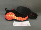 Authentic Nike Air Foamposite One Habanero Red
