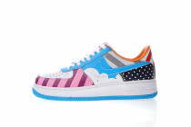 Parra x Nike Custom Air Force 1 Low White MutiColor