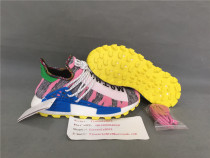 Authentic Pharrell Williams x adiOriginals Hu NMD Trail Pink