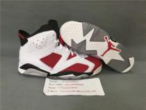Authentic Air Jordan 6 Retro Carmine