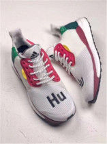 Adi NMD Human Race White/Red
