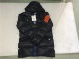 Authentic M0ncler G00se Jacket Black