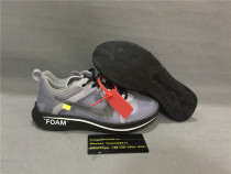 Authentic Nike Zoom Fly Grey/ White